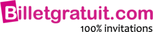 billet gratuit logo